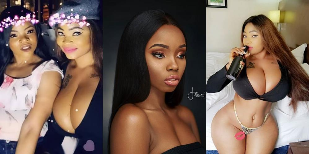 Goddess, Roman goddess mocks BamBam for wearing Laura Ikeji's Wig