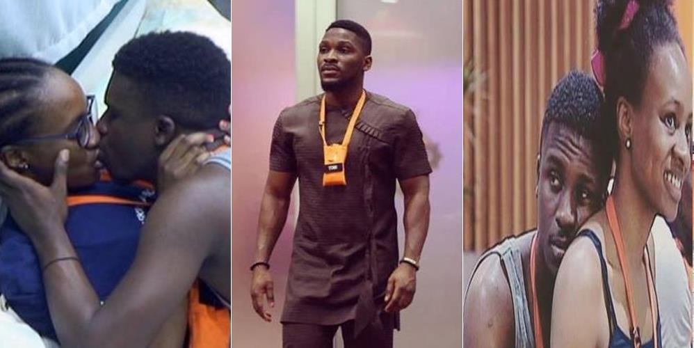 Tobi, BBNaija 2018: Tobi in the cold as Anto and Lolu make up, Latest Nigeria News, Daily Devotionals & Celebrity Gossips - Chidispalace