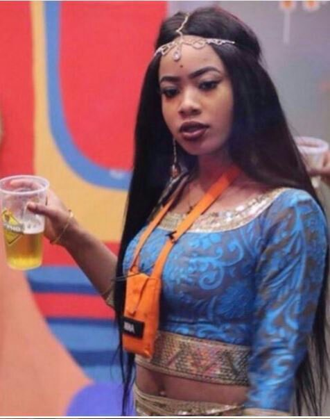 Nina, BBNaija 2018: Nina's family makes public statement about her romance with Miracle