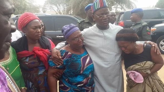 Herdsmen Killings: Go home, defend yourselves with stones – Ortom tasks residents