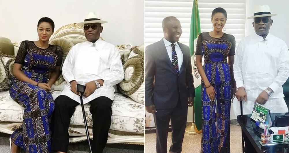 Bbnaija, BBNaija star Ahneeka meets Bayelsa state deputy governor, John Jonah – Photos, Latest Nigeria News, Daily Devotionals & Celebrity Gossips - Chidispalace