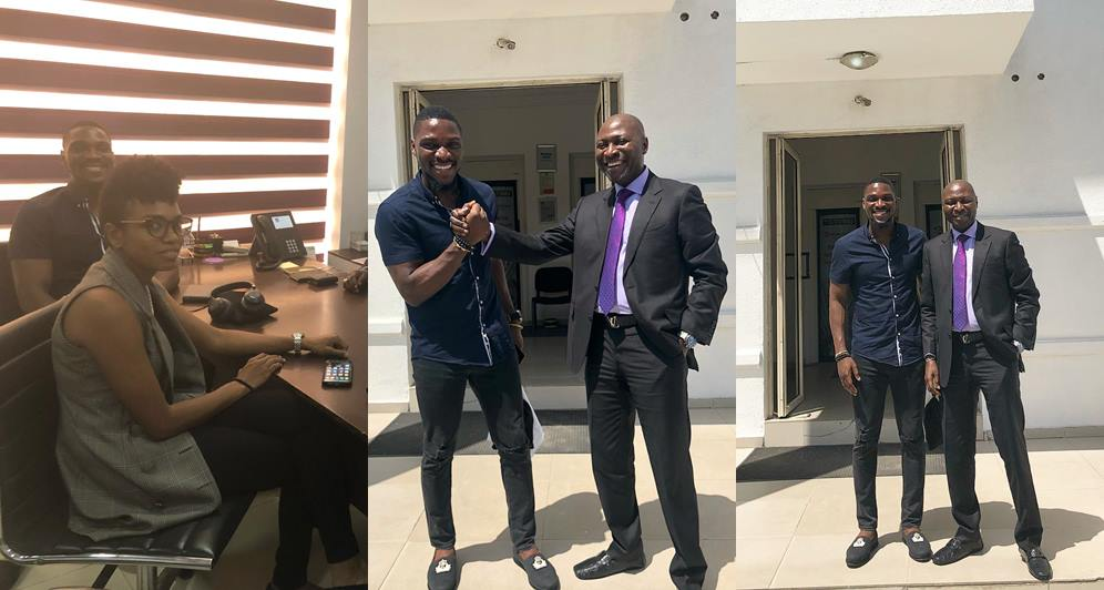 Tobi, BBNaija Tobi Bakre hangs out with Billionaire dad – See Photos, Latest Nigeria News, Daily Devotionals & Celebrity Gossips - Chidispalace