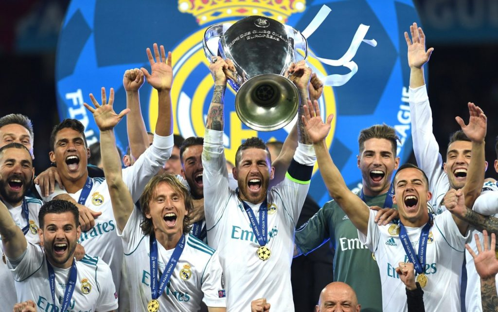 champions league, Champions League: Real Madrid wins trophy three consecutive times