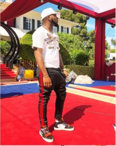 Davido looks stunning in new photos
