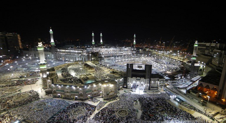 Man, Man committed suicide at Mecca's Grand Mosque