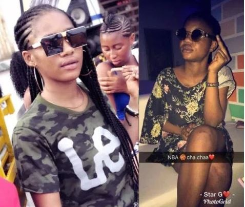 Photos: Two Ghanaian slay queens, Chacha and Candydie after allegedly overdosing on Tramadol and Rohypnol