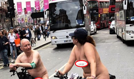 Randy Couple, Randy couple have sex in public in broad daylight – VIDEO