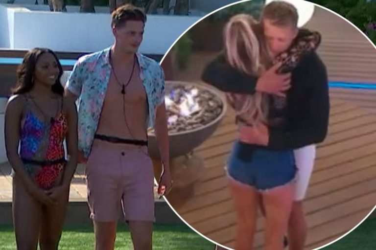 love Island, Love Island: Alex and Samira and Charlie and Hayley face villa DUMPING after savage vote by Islanders