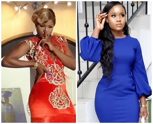 goddess, Ex BBNaija housemates, Cee-c and Alex who is the charming goddess?, Latest Nigeria News, Daily Devotionals & Celebrity Gossips - Chidispalace