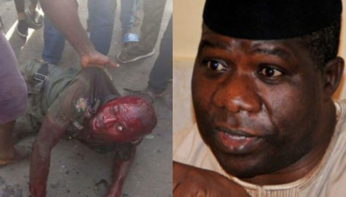 Police, Officer who shot at Bamidele at Ekiti APC Rally dismissed – Police