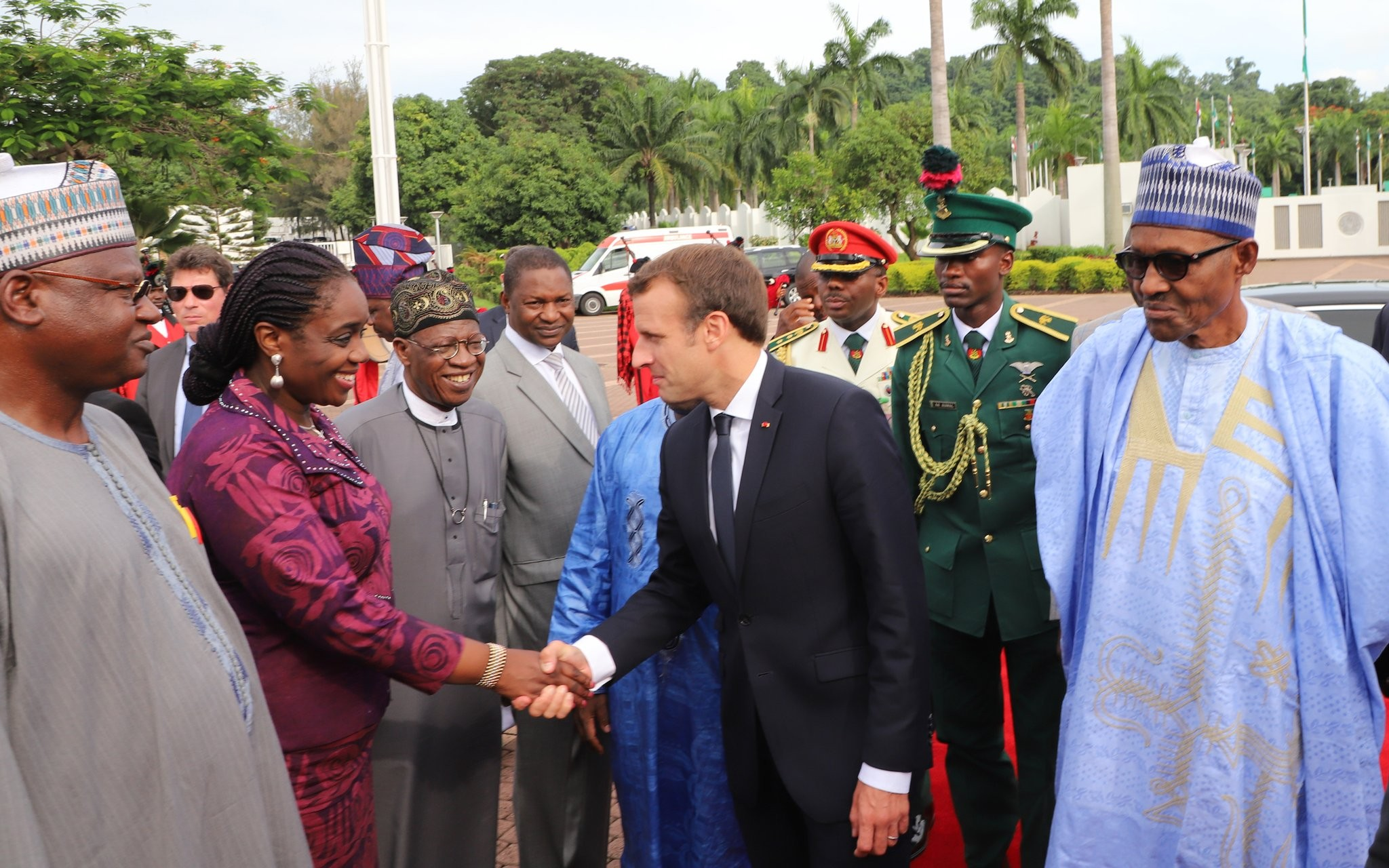 Photo of Latest News: France can't fix Africa's problems, says Macron