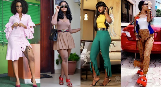 Fashion: Whose clothing will you like to rock this week?