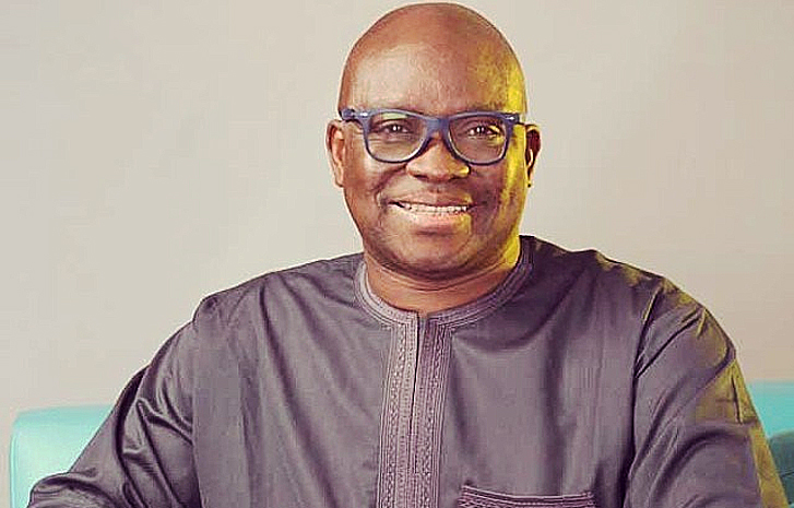 Fayose, Enemies do not know the God Fayose Serves, Fani-Kayode reacts to Gov's G-wagon burnt