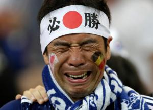 Photo of 2018 World Cup: Devastated Japan fans clean stadium in tears after last-gasp loss to Belgium