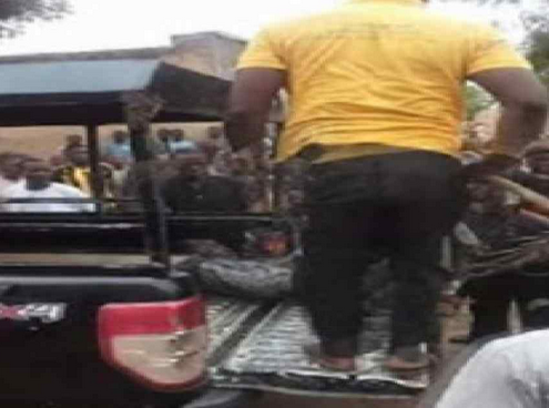 policeman, How 13-year-old victim of sexual abuse cut off policeman's penis in Katsina