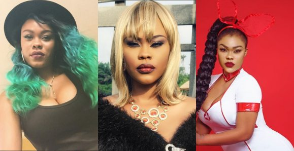 Daniella Okeke, Nollywood actress Daniella Okeke shows off her jaw-dropping behind in saucy photos