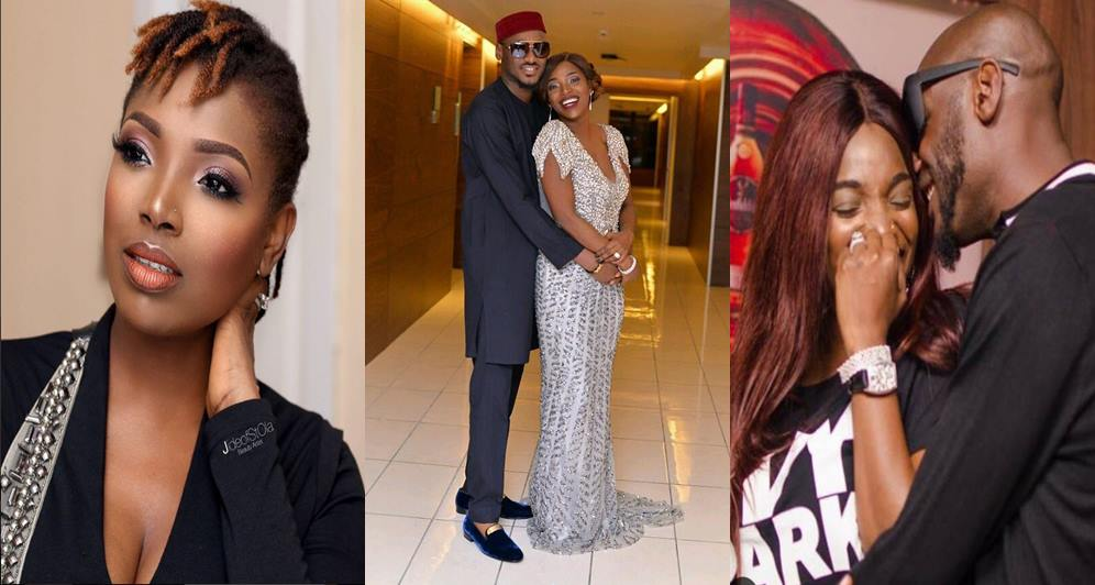 "Annie, ""Every other man I dated was a distraction"" – Annie Idibia talks loving 2face, Latest Nigeria News, Daily Devotionals & Celebrity Gossips - Chidispalace"