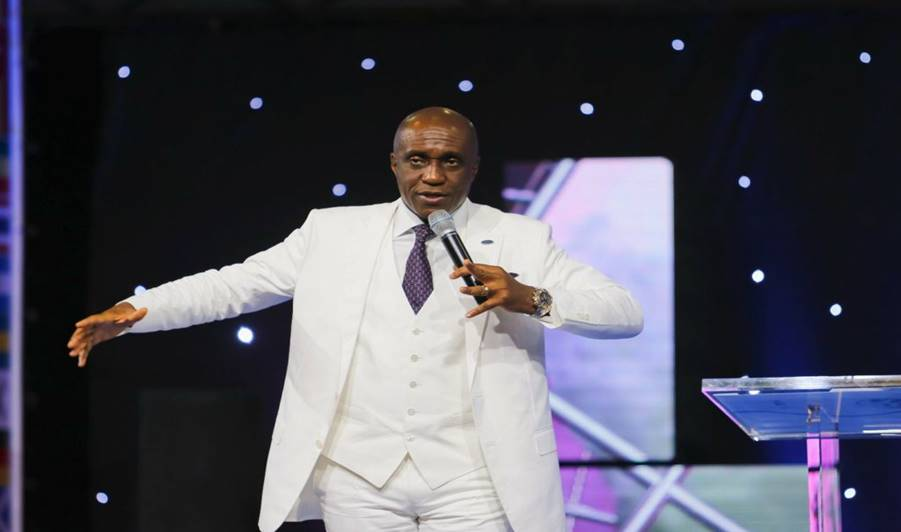 """Any love that does not involve giving is fake""  says Pastor David Ibiyeomie"