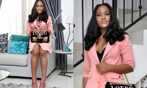 Cee-c, '…they protected me from paths and places not meant for me' – Cee-c wrote