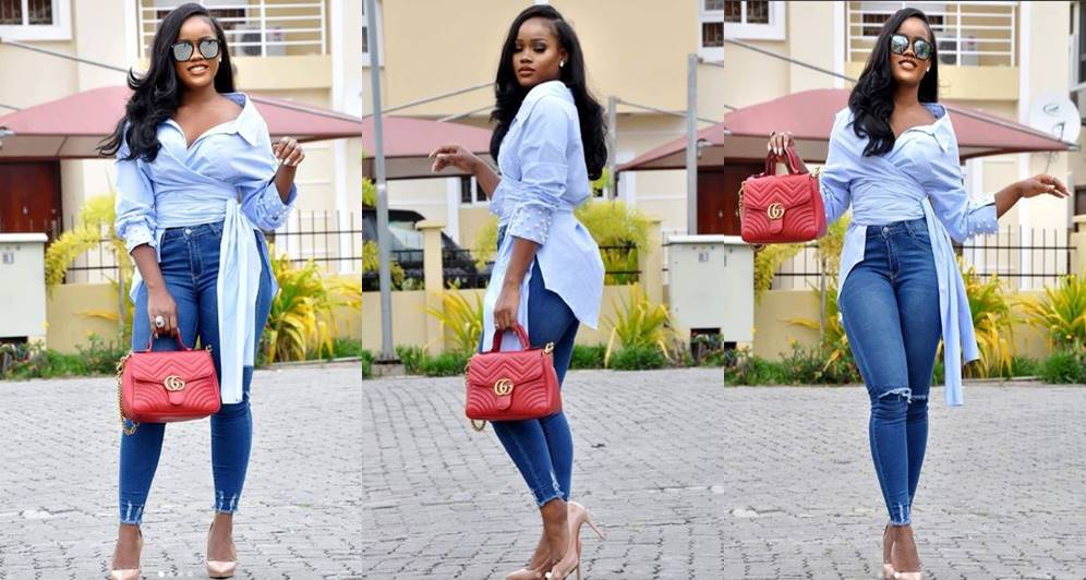 """I am the storm"" – Ex-Big Brother Naija housemate Cee-c declares publicly"