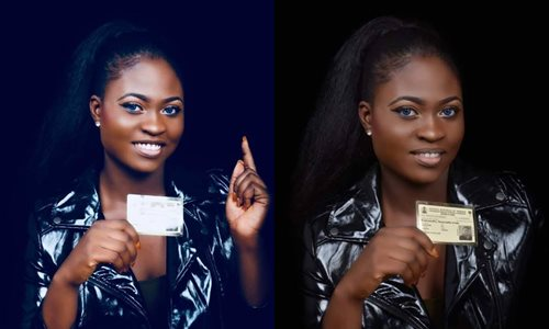 Miss Bayelsa 2018 Queen Freda Fred flaunts her TVC ensues YOUTHS to follow suit.