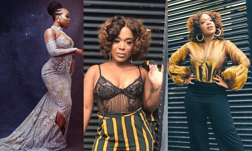 Moet, Moet Abebe Throws It Back, freaks her fans with twin-n!pples (Photo)