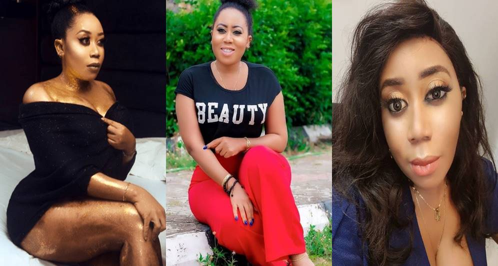 """""""I have forgotten what se3x feels like, I need change"""" – Actress, Moyo Lawal opens up"""