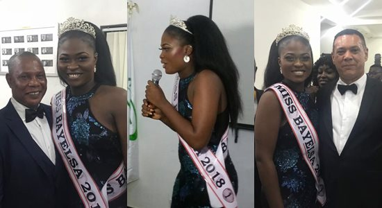 Miss Bayelsa 2018, Queen Freda Fred Bruce, Miss Bayelsa 2018 speaks at a dinner in Yenagoa, Latest Nigeria News, Daily Devotionals & Celebrity Gossips - Chidispalace