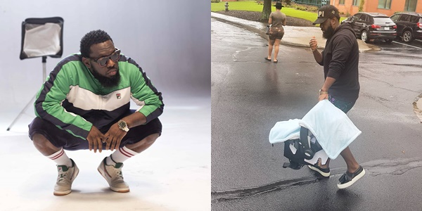 Timaya, Grass To Grace: I was a Sex-toy to an older woman, Timaya opens up