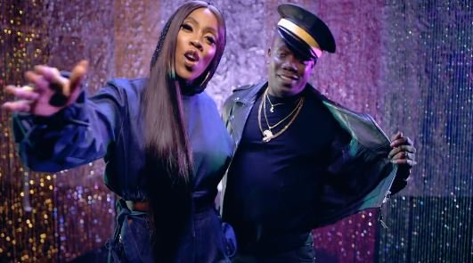 Tiwa, Tiwa Savage confesses: Recording with Duncan Mighty can be intimidating, Latest Nigeria News, Daily Devotionals & Celebrity Gossips - Chidispalace