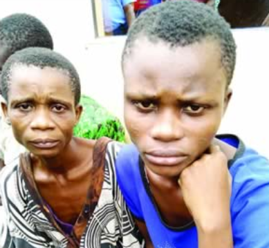 woman, 27-yr-old Akwa Ibom woman sells granddaughter for N200,000 – See Photo, Latest Nigeria News, Daily Devotionals & Celebrity Gossips - Chidispalace