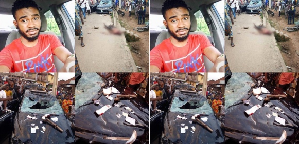 yahoo boy, Suspected Yahoo boy and student beaten to death after killing 5 people in Ede