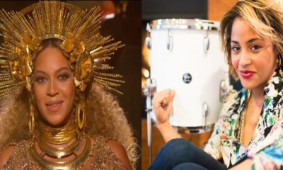 """Beyonce's former drummer claims she's been using """"extreme witchcraft"""" to control her and she wants a restraining order (photos)"""