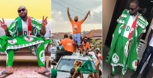 , Singer Davido To Sign An Artiste For Replying To His Tweet On Osun Election