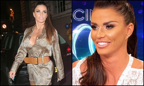 , Katie Price 'dropped from Dancing On Ice' line-up after entering rehab, Latest Nigeria News, Daily Devotionals & Celebrity Gossips - Chidispalace