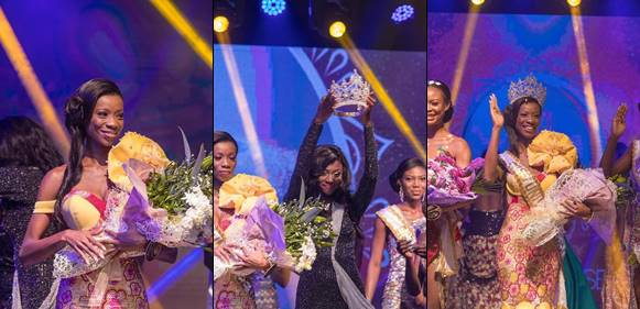 Miss Universe Ghana 2018, Photos from the grand finale of Miss Universe Ghana 2018