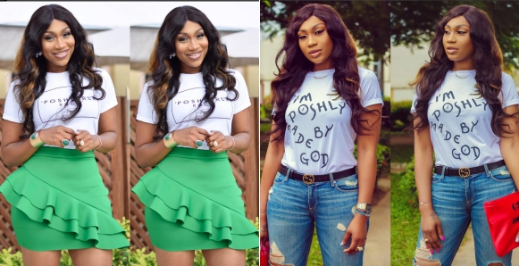 Ebube, Nollywood Actress, Ebube Nwagbo sets to launch her clothing line (Photos)