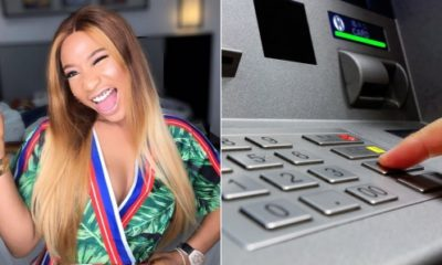 """I Really Need To Learn How To Use ATM"" – Tonto Dikeh"