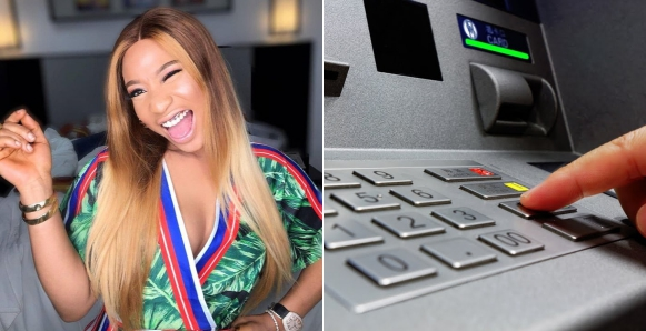 """""""I Really Need To Learn How To Use ATM"""" – Tonto Dikeh"""