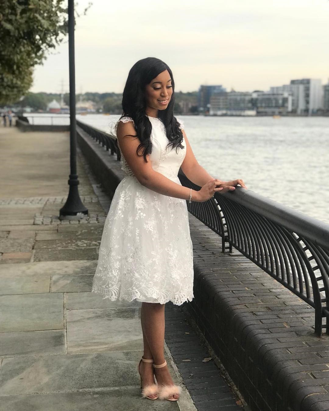 Bridal shower, Cute bridal shower photos and video of Pastor Chris Oyakhilome daughter