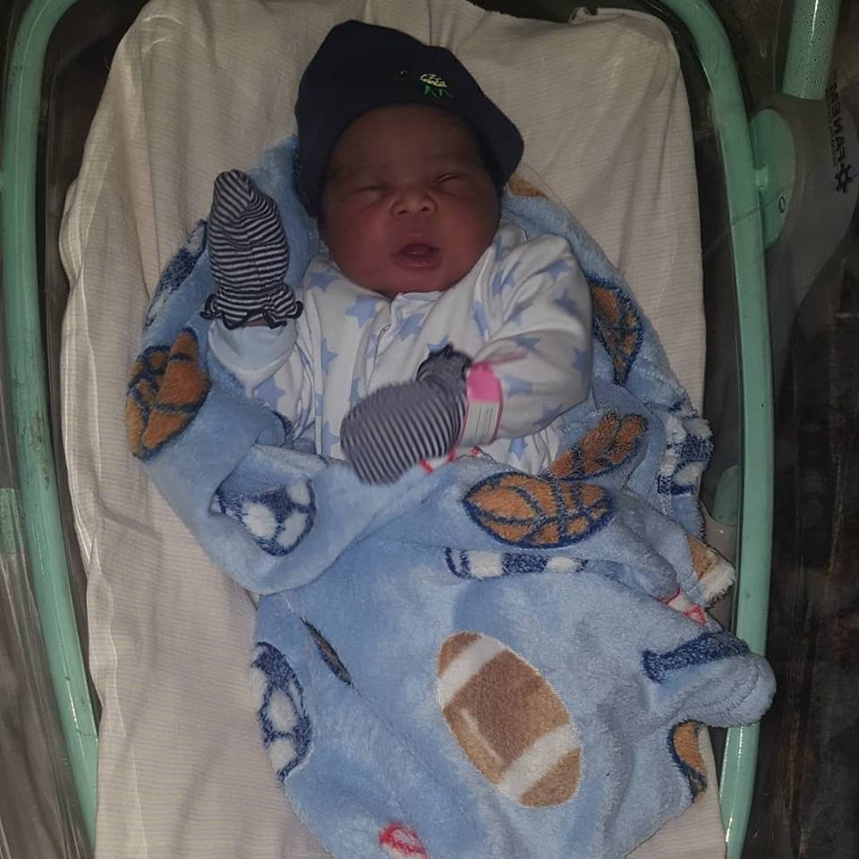 , Ex-President Goodluck Jonathan's daughter Faith Edward and hubby welcome son, Latest Nigeria News, Daily Devotionals & Celebrity Gossips - Chidispalace
