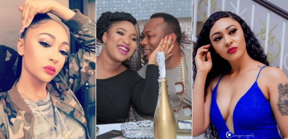 Rosy Meurer Opens Up On Rumours That She's Secretly Planning To Marry Tonto Dikeh's Ex-husband