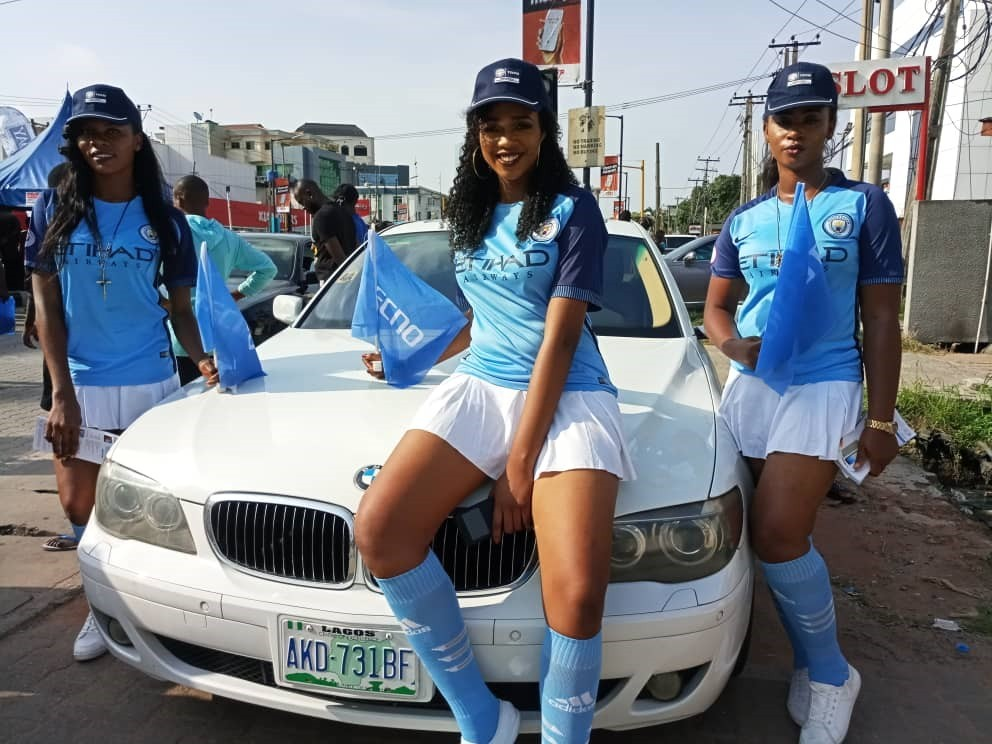 Tecno, Engine roars and tyre squeals as Tecno powers #bimmerfestng2018, Latest Nigeria News, Daily Devotionals & Celebrity Gossips - Chidispalace