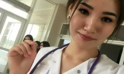 gorgeous doctor, Photos of gorgeous doctor who turns model went viral