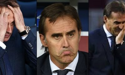Real Madrid sacks Julen Lopetegui after embarrassing humiliation to Barcelona