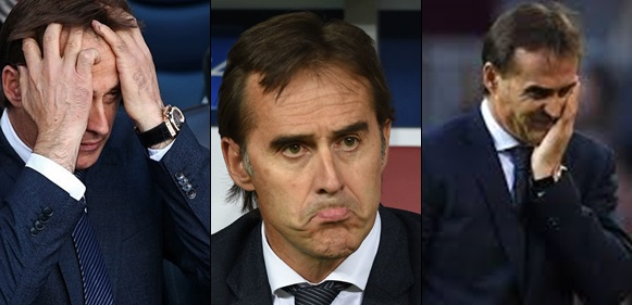 Real Madrid, Real Madrid sacks Julen Lopetegui after embarrassing humiliation to Barcelona