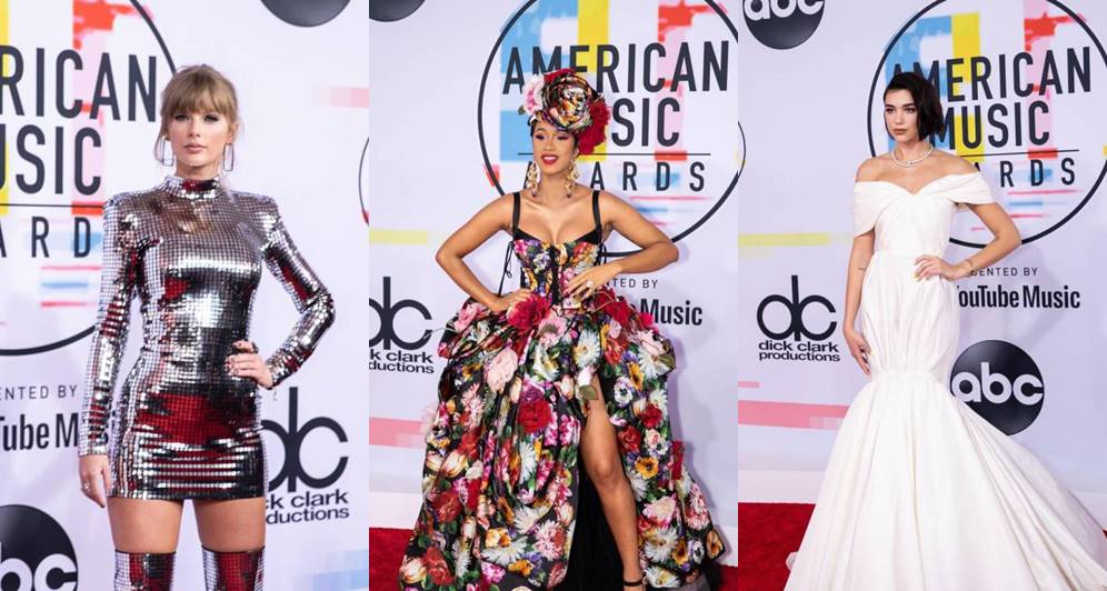 Photo of Best-dressed celebrities at the 2018 American Music Awards (Photos)