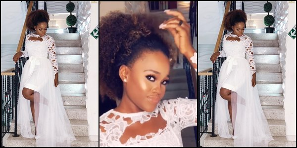 Cee-c wins the 'Fashion Influencer' of the year award, Cee-c wins the 'Fashion Influencer' of the year award