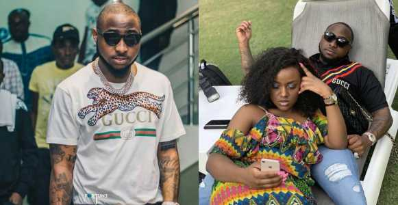 chioma break up, Chioma broke up with Davido because he allegedly impregnated another lady — TheCable