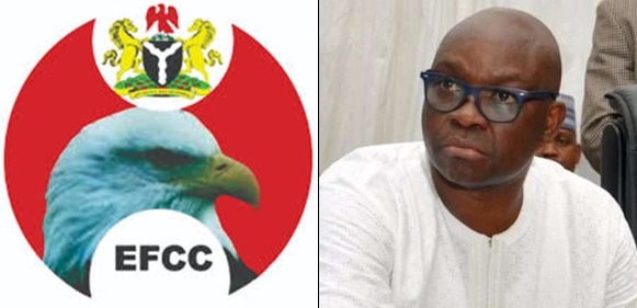 Fayose, EFCC sets up special team to arrest and interrogate Fayose, Latest Nigeria News, Daily Devotionals & Celebrity Gossips - Chidispalace